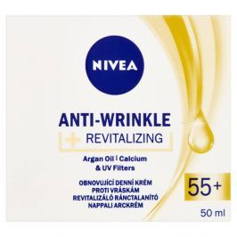 NIVEA Obnovující krém proti vráskám 55+ Denní 50 ml