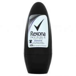 REXONA Invisible Black&White roll-on 50ml