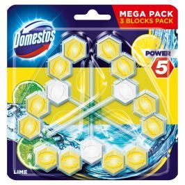 DOMESTOS Power 5 Lime 3x55 g