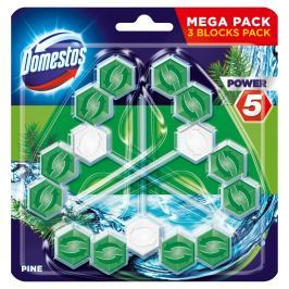 DOMESTOS Power 5 Pine 3x55 g
