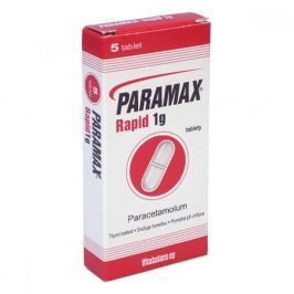 PARAMAX RAPID 1 G 5X1000MG Tablety