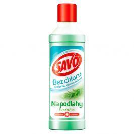 SAVO Bez chloru Na podlahy Eukalypt 1000 ml