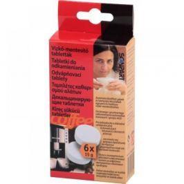 6 tabletek pro odstraňování vodního kamene do výrobníků kávy atd.