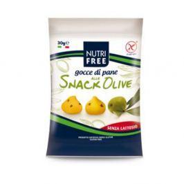 NUTRIFREE Snack Olivové bez lepku 30