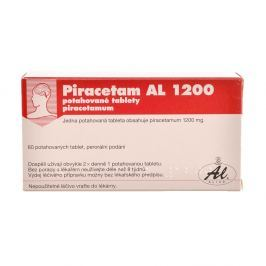 PIRACETAM AL 1200 60X1200MG Potahované tablety