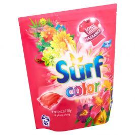 SURF Color prací kapsle Tropical Lily&Ylang Ylang 40 pracích dávek