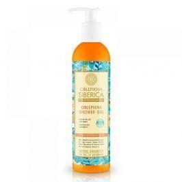 NATURA SIBERICA Rakytníkový sprchový gel Intenzivní výživa a hydratace 400 ml