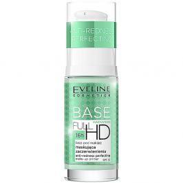 EVELINE Full HD Báze pod make-up proti zarudnutí 30 ml