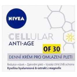 NIVEA Cellular Anti-Age Denní krém pro omlazení pleti s OF30 50ml