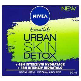 NIVEA Urban Skin Detox Antioxidační krém Noční 50 ml