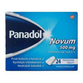 PANADOL Novum 500mg 24 potahovaných tablet