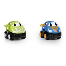 BRIGHT STARTS Hračka autíčko závodní Herbie a Tom Oball Go Grippers 18m+ 2ks