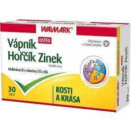 WALMARK Vápník Hořčík Zinek Osteo 30 tablet
