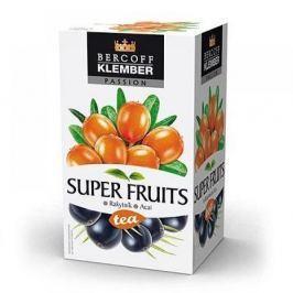 BERCOFF KLEMBER Super Fruits Rakytník Acai 20 sáčků
