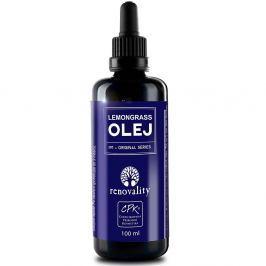 RENOVALITY Lemongrass olej 100 ml