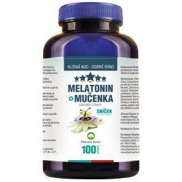 AURUM Sníček Melatonin + Inulín + Mučenka 100 tablet