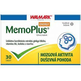 WALMARK MemoPlus Energizer 30 tablet
