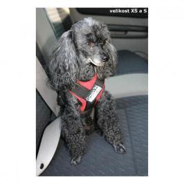 Postroj pes Bezpečnostní do auta GreenDog XS modrá