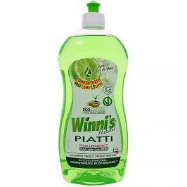 WINNI´S Piatti Lime – hypoalergenní mycí prostředek na nádobí 750 ml