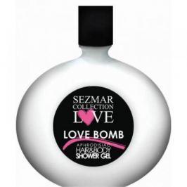 HRISTINA Love Bomb Sprchový intimní gel s afrodiziaky 250 ml