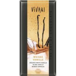 EG bílá čokoláda s vanilkou VIVANI 100g-BIO