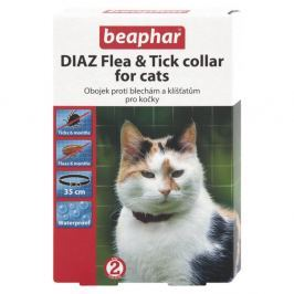 BEAPHAR Obojek antipar.kočka DIAZ Flea&Tick 35 cm 1 kus