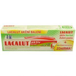 Lacalut aktiv herbal zubní pasta 75 ml
