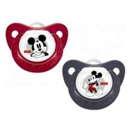 NUK Trendline Dudlík Mickey Mouse 0-6 měsíců