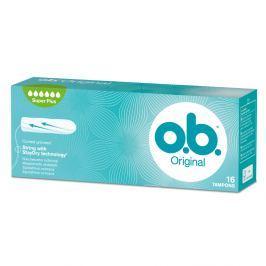 O.B. Original Super Plus 16 kusů