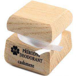 RAE Přírodní krémový deodorant cashmere čistá krabička 15 ml
