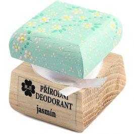 RAE Přírodní krémový deodorant jasmín barevná krabička 15 ml