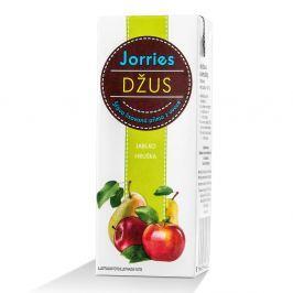 JORRIES 100% džus jablko-hruška 200 ml