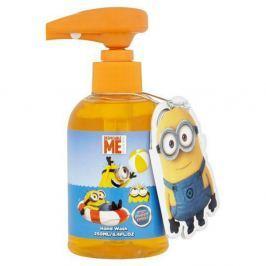 Dětské tekuté mýdlo na ruce se zvuky Mimoňů 250 ml