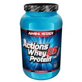 AMINOSTAR Whey protein actions 85 čokoláda 2000 g