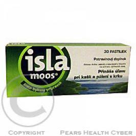 Isla-Moos tbl.30 bylinné pastilky