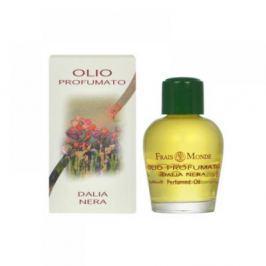 Frais Monde Black Dahlia Perfumed Oil Parfémovaný olej 12ml Černá jiřina