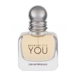 GIORGIO ARMANI Emporio Armani Because It´s You Parfémovaná voda 30 ml