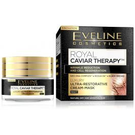 EVELINE COSMETICS Royal Caviar Ultra-repair night cream-mask 50 ml