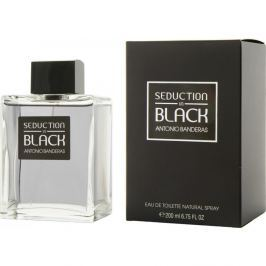 Antonio Banderas Seduction in Black Toaletní voda 200ml