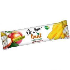 DR. LIGHT FRUIT Ovocná tyčinka Jablko-banán 30 g