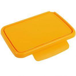 ZDRAVÁ SVÁČA Víčko žluté 137 Svačinové boxy