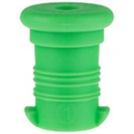 ZDRAVÁ LAHEV Zátka zelená fluo
