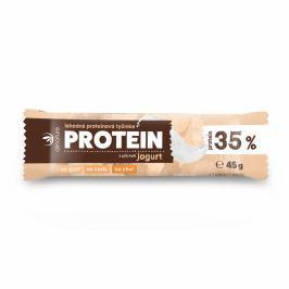 ALLNATURE Proteinová tyčinka 35% jogurt 45 g
