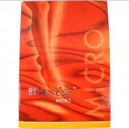 Maxis MICRO-lýtkové punčochy vel. 8K, světlé bez špice