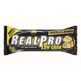 ALLSTARS REALPRO low carb proteinová tyčinka čoko-banán 50 g