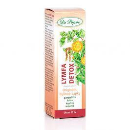 DR. POPOV Kapky bylinné Lymfa Detox 50 ml