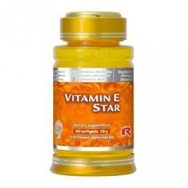 Vitamin E Star 60 tbl.