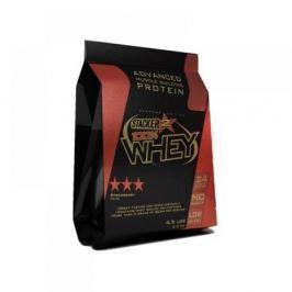 100% Whey, syrovátkový protein, Stacker2, 2000 g - Vanilka