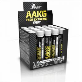 AAKG 7500 Extreme Shot, NO systém, ampule 25 ml, Olimp - Višeň