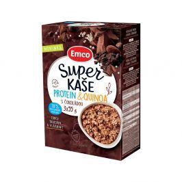 EMCO Super kaše Protein & quinoa s čokoládou 3x55 g